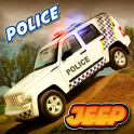 Offroad Police Jeep Simulator