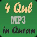 4 Qul MP3 in Quran