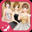 Ballerina Girls Dress up games