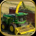 Forage Combine Harvester Sim