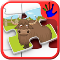 Kids Zoo Animal Jigsaw Puzzles