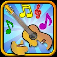 Kinder musikalische Rätsel