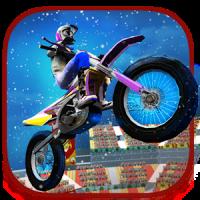 Moto Stunt Snow Blower 3D