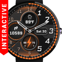 Fuel Watch Face