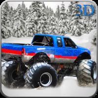 Nieve 4x4 Monster Truck Stunt