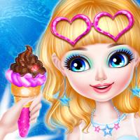 Ice Cream Princess Makeup