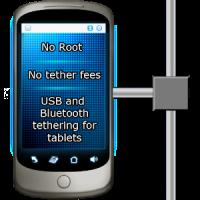 EasyTether Tablet