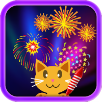 QCAT - Kleinkind Feuerwerk