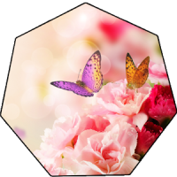 Pink Flowers Wallpaper Live