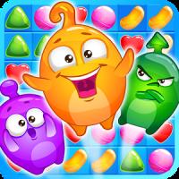 Gummy Dash Match 3 Puzzle Game