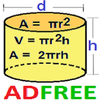 Cylinder Calculator ADFREE