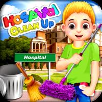 hospitalar limpar jogos