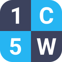 1 Clue 5 Words