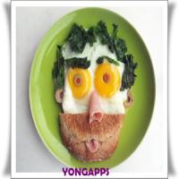 Creative Food Decoration