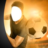 Football Photo Montage