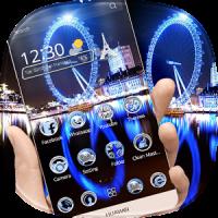 London Eye Theme Wallpaper