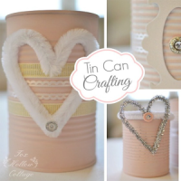 Tin Can Crafts