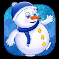 Snowman Dash:Epic Jumping Game