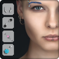 Beauty Piercing Photo Editor