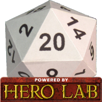 Hero Lab Character Import