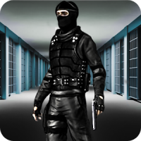 Civil War Game 3D Prison Guard