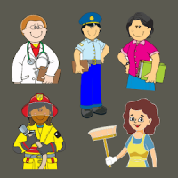 Community Helpers For Kids