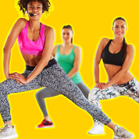 Aerobic Exercise dance workout
