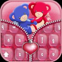 Love Couple Emoji Keyboard