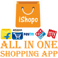 All in one online indian shopping App ishopo 2017