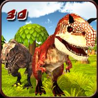 Wild Dinosaur Simulator 2016