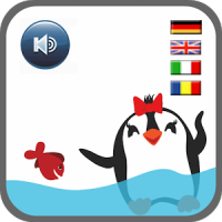 Penguin on Board! Reading app