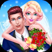Romantic Wedding Beauty Salon