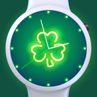 St. Patrick's Day Watch Face