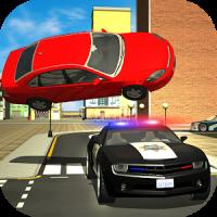 City Crime Gang vs Police Car