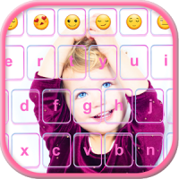 My Photo Emoji Keyboard Cover