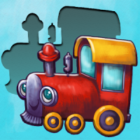 Choo - match shape puzzle game for toddler
