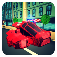 Police Hover Craft City Heroes