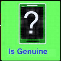 Is Genuine