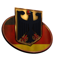 Deutsch Wappen 3D