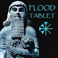 Flood Tablet Sumerian Epic of Gilgamesh (Deluge)
