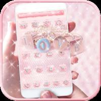 Diamond Rose Gold Pink Theme