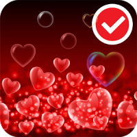 Love Rose Free Live Wallpaper