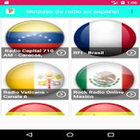 Noticias de radio en español