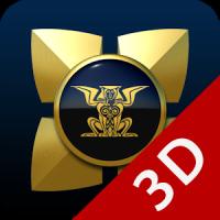 Next Launcher 3D Theme Babylon