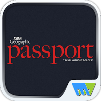 Asian Geographic PASSPORT