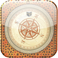 Qibla Compass & Qibla Finder widget