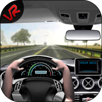 Vr crazy car racing sim 3d