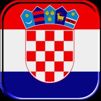 Croatia Flag Live Wallpaper