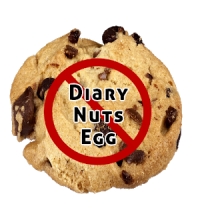 Allergy Free Cookie Recipes