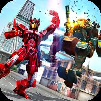 Monster Robot Hero City Battle